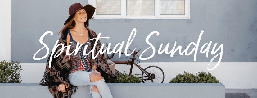 Laura Seiler Spiritual Sunday