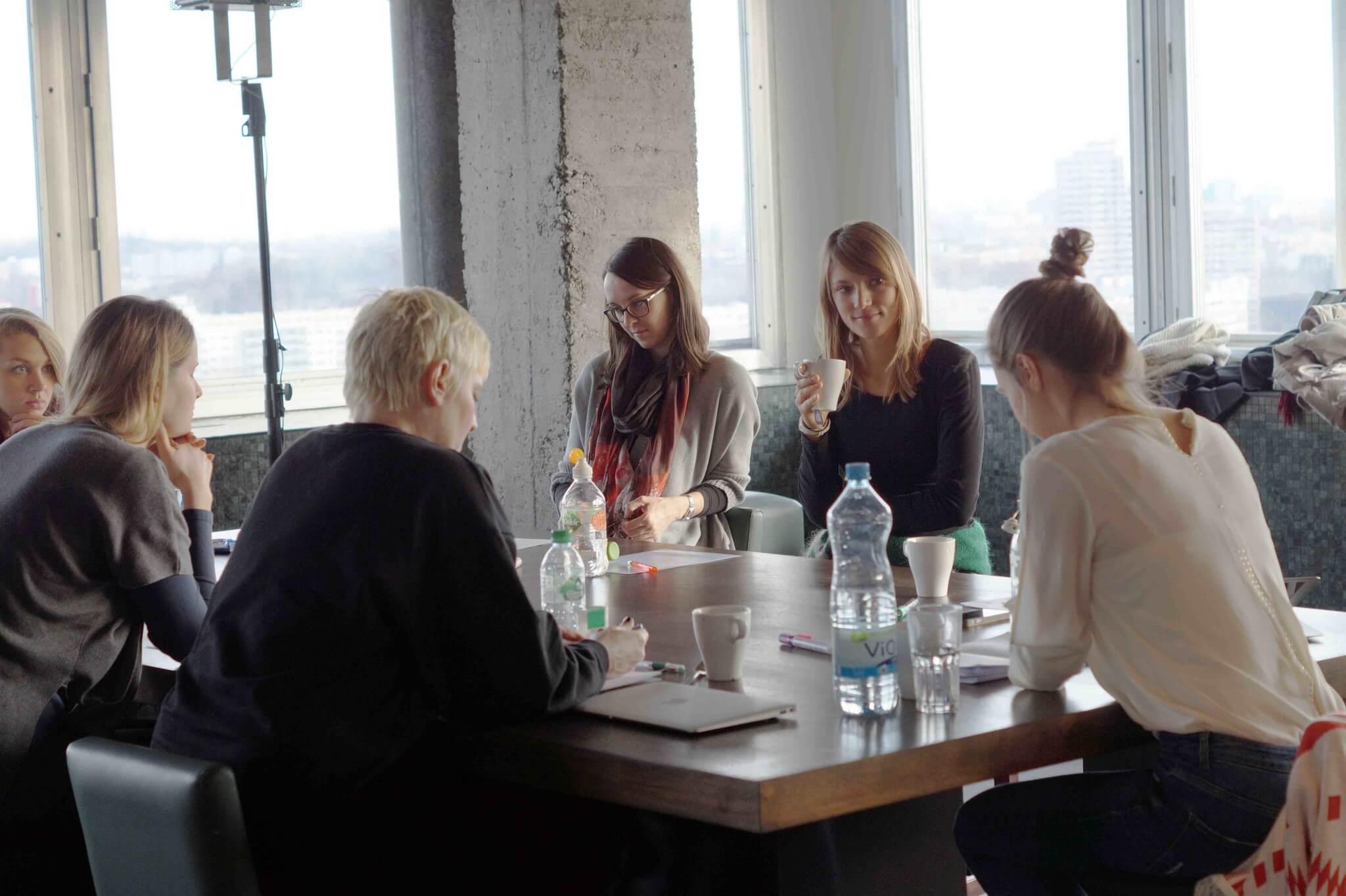 Coaching Workshop Berlin Laura Seiler