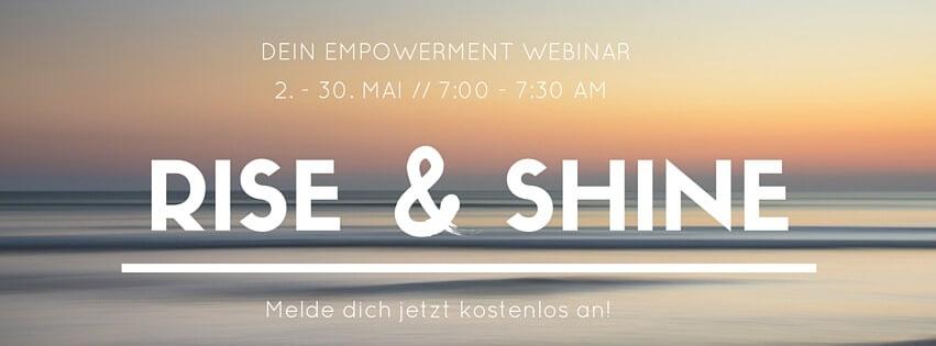 Webinar Laura Seiler Coaching Empowerment