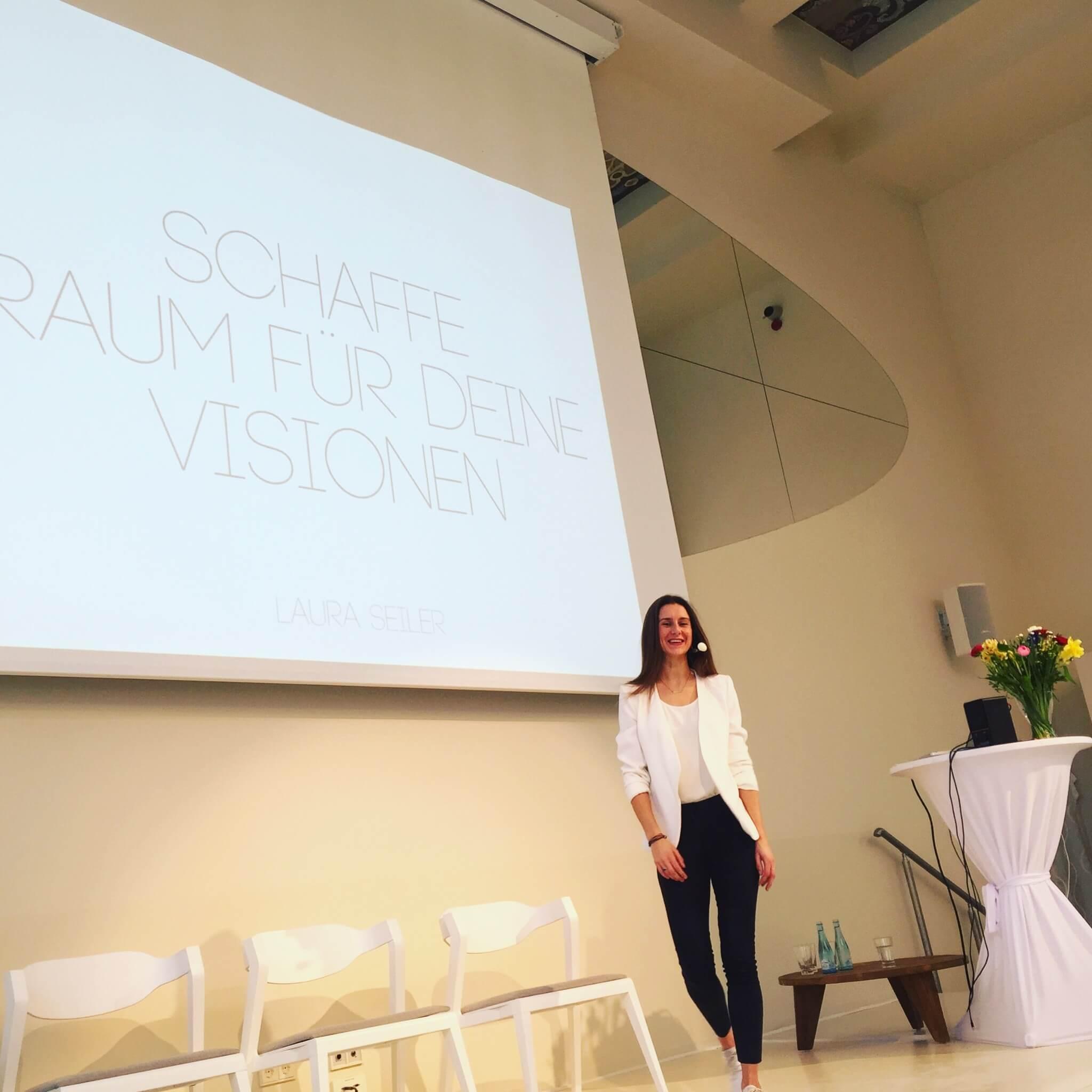 Laura Seiler Coaching Speaker