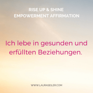 Rise Up & Shine Empowerment Day 11