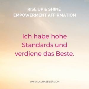 Rise Up & Shine Empowerment Day 17