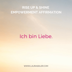 Rise Up & Shine Empowerment Day 7