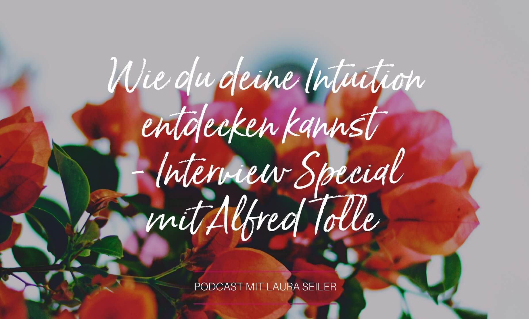 Intuition Laura Seiler Podcast