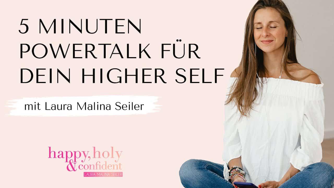 21 Podcast 21 Minuten PowerTalk für dein Higher Self