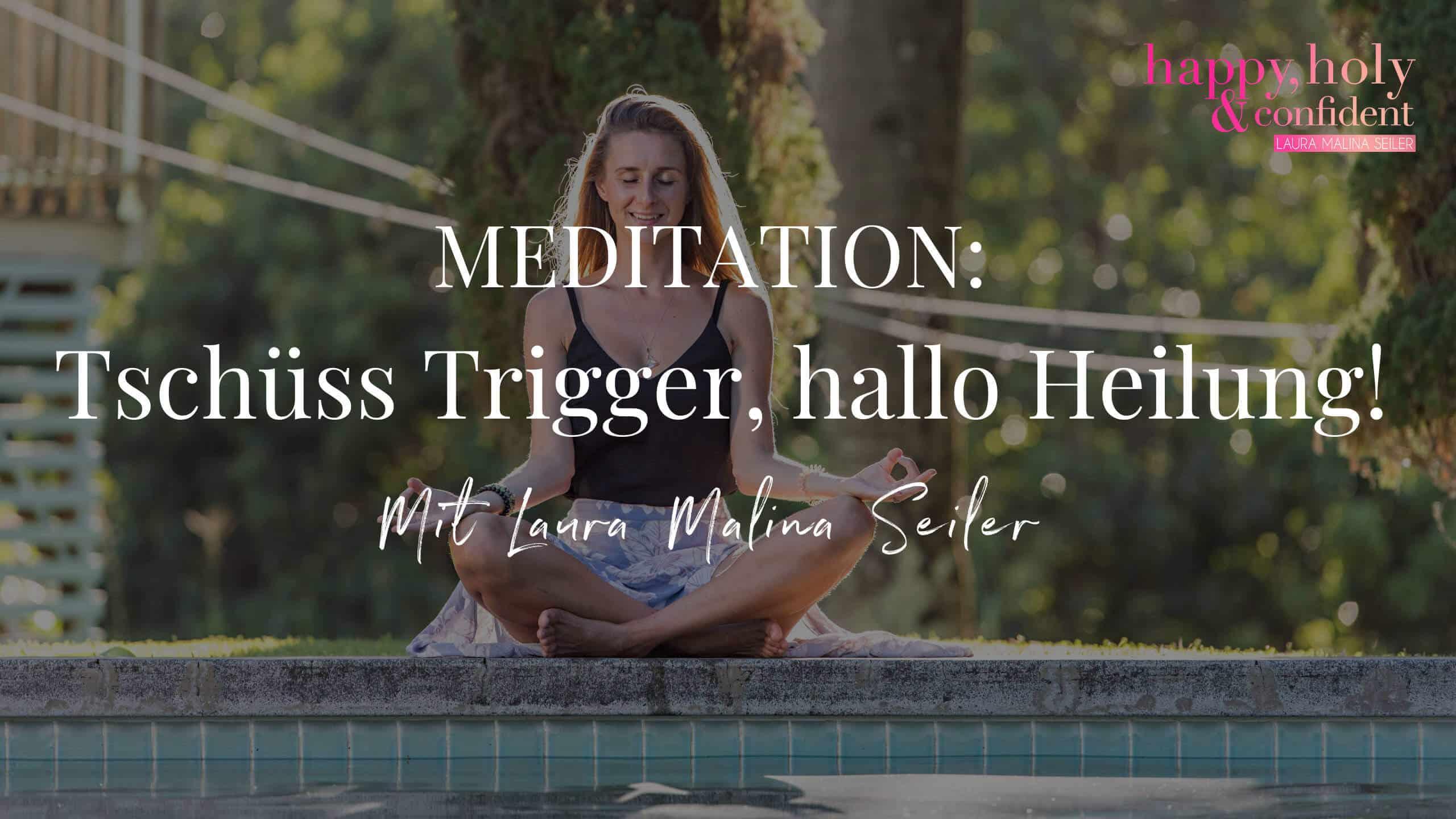 Geleitete Meditationen - Life Coaching Laura Seiler